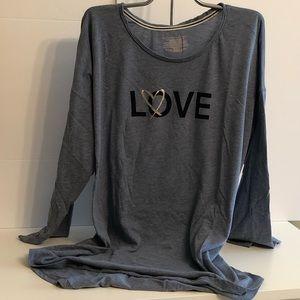 Victoria's Secret XL Angel Love Sleepshirt
